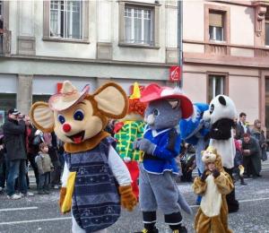 figurines carnaval